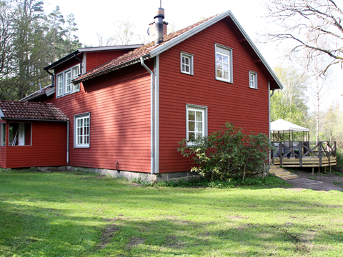 vaccation house sweden