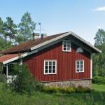 Uthyrning boende , ferienhäusern Schweden