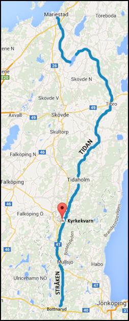 kanotleder östergötland karta Kanotleder | Kyrkekvarn kanotleder östergötland karta