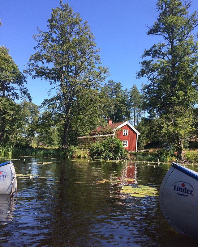 One of #themostbeautiful #places in the #world. #iaminlove with #sweden.   #sverige #schweden #travelwithkids #evangelischekirche #evangelischejugend #trakking #canoe #swedenlifestyle #stråken #tidan #biglake #workwithkids #liveinwilderness #wilderness #kyrkekvarn #kyrkekvarnskanotcenter #mullsjö #sandhem #swedengirl #bielefelderin #bielefeldjetzt #bielefelderontour #tacksåmycket #godnatt