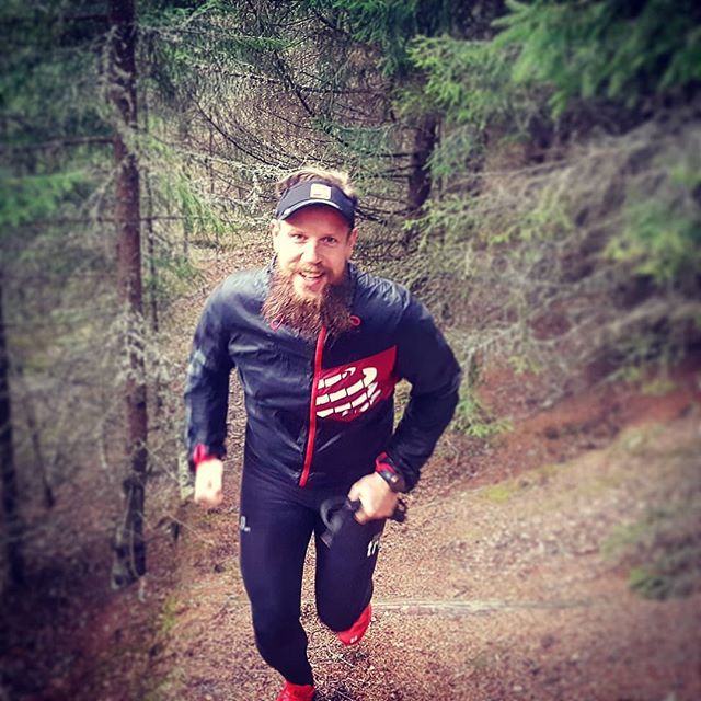 Trailrunning is fantastic!  #trailrunning #kyrkekvarn #löpning #runon #backträning  #compressport  #compressportsweden